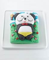 Panda Customised Cake