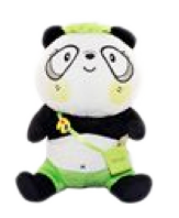 9 inch Panda Plushie